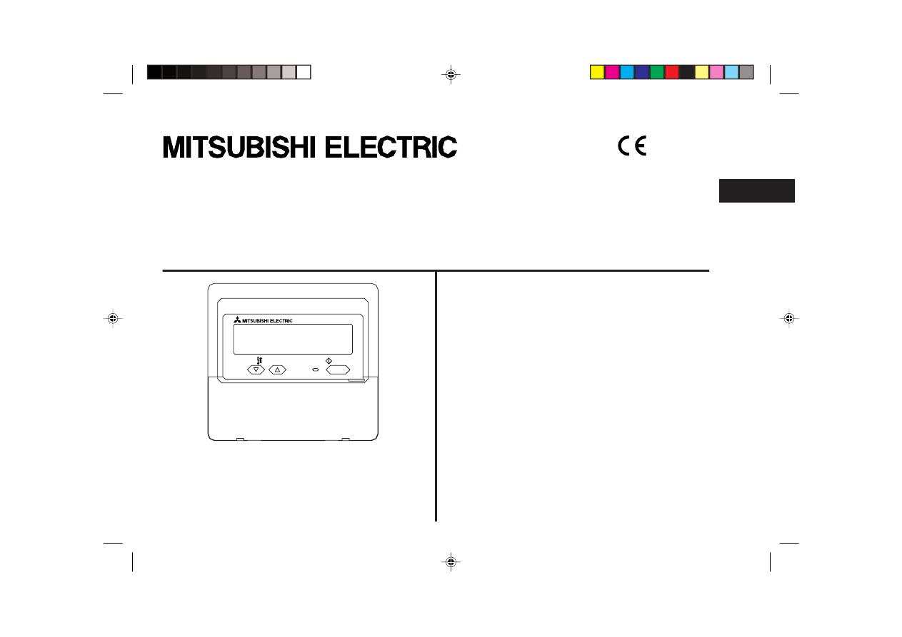 mitsubishi electric кондиционеры инструкция par-21maa