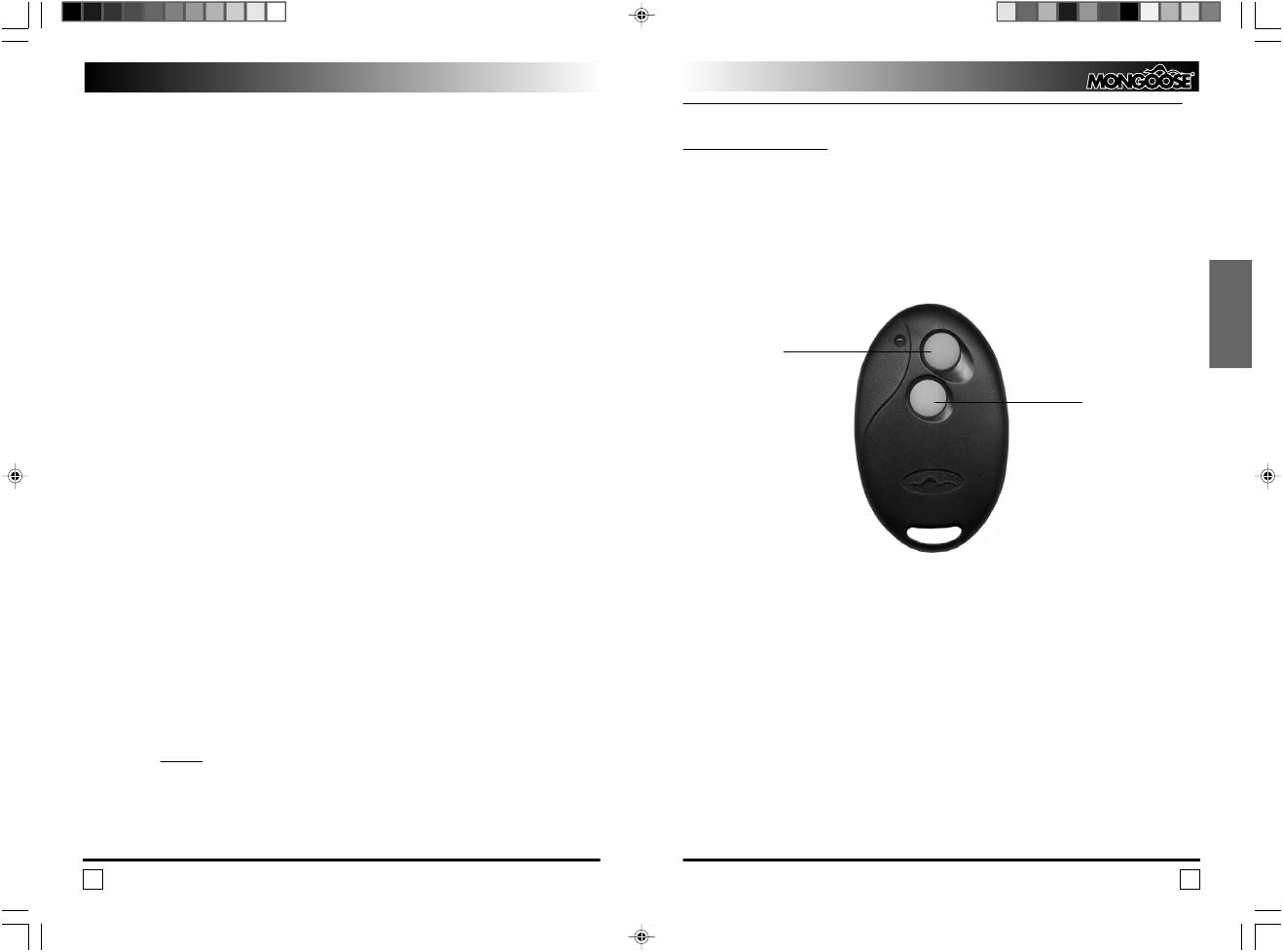 инструкция по эксплуатации mongoose 1.9