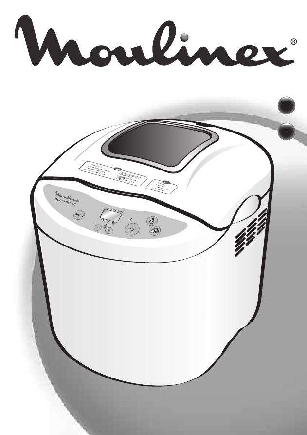 Хлебопечка мулинекс 573801 инструкция скачать бесплатно