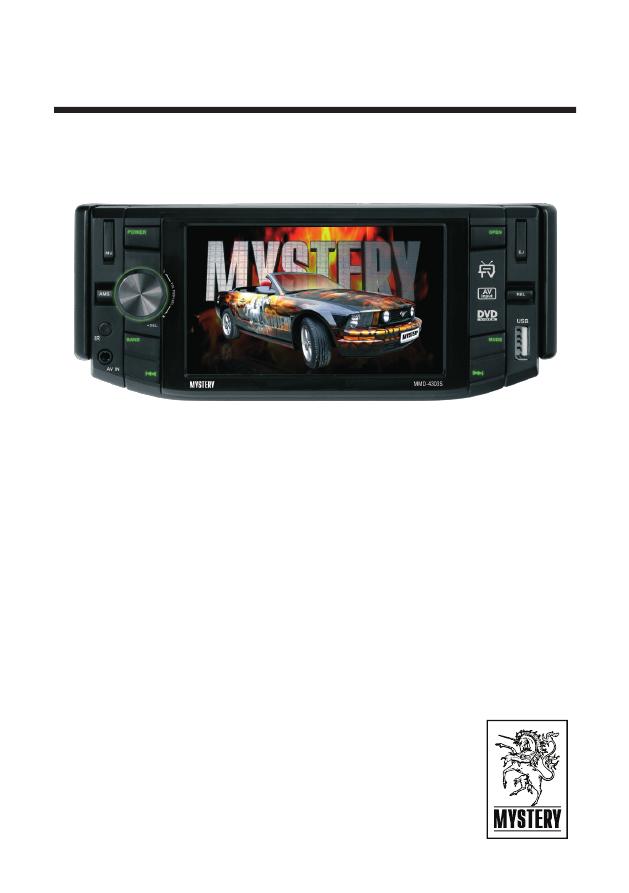 Mystery mmd-566u схема