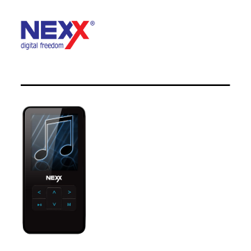 Инструкция Плеер Nexx - фото 9