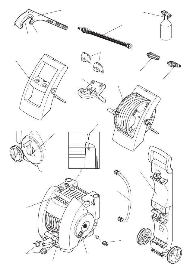 kew hobby pressure washer manual