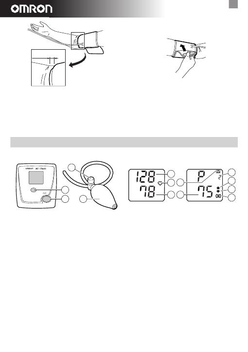 инструкция по эксплуатации Omron M1 Classic - фото 10