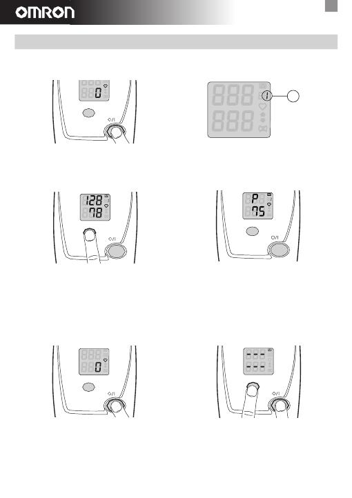 инструкция по эксплуатации Omron M1 Classic img-1
