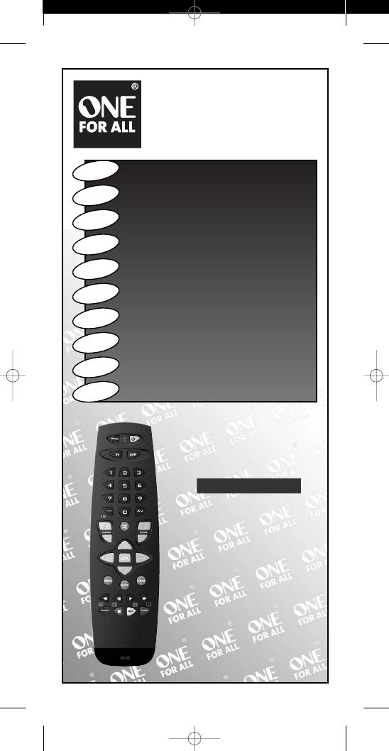 Инструкция к urc v10 коды