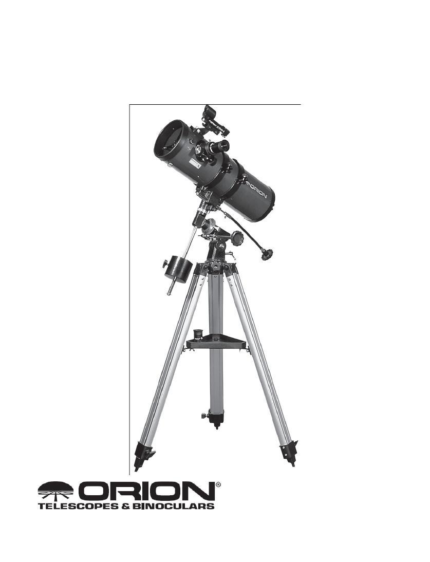 орион телескоп инструкция