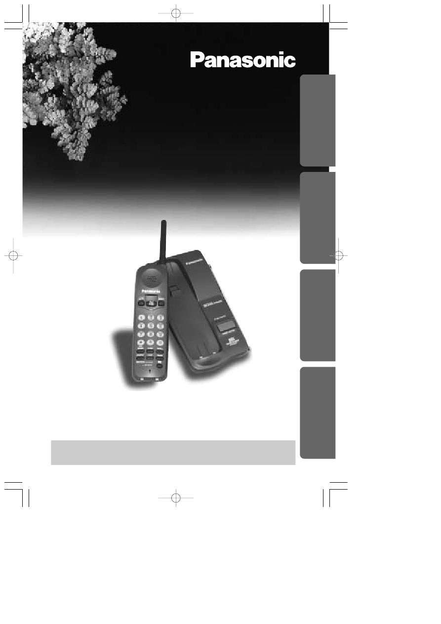 Panasonic kx a36a инструкция
