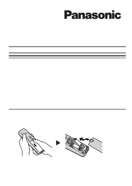 Kx-wt115ru Инструкция - фото 3