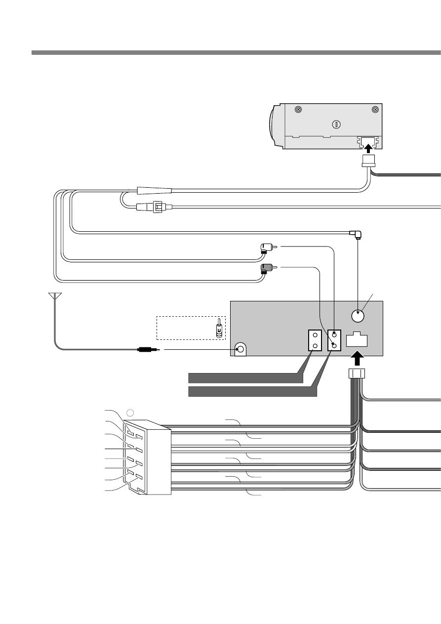 инструкция по подключению автомагнитолы panasonic cq