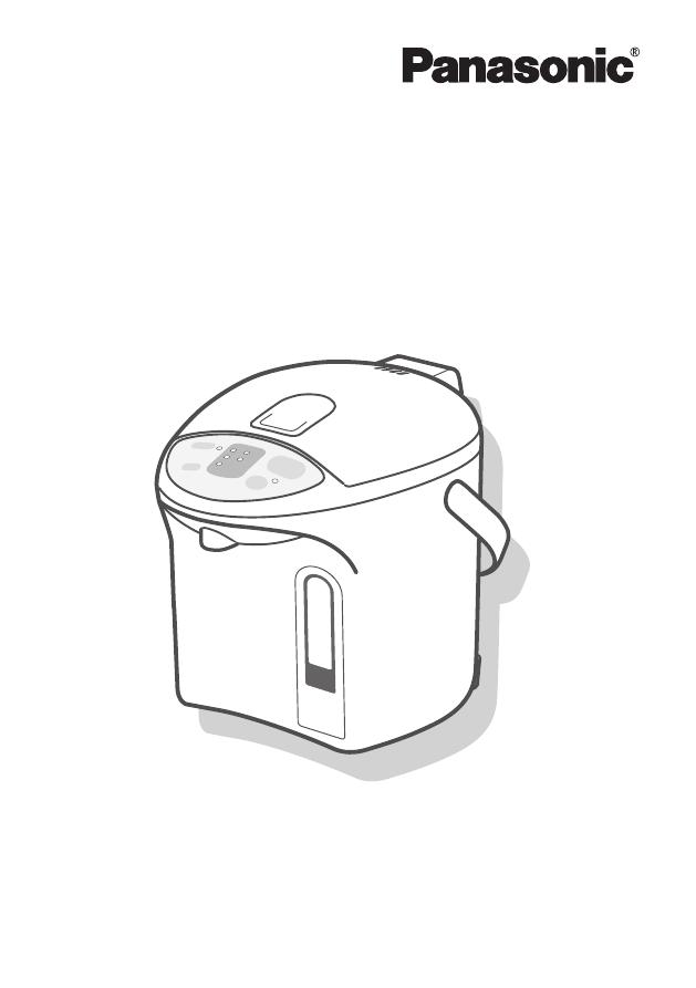 термопот панасоник Nc-eh30p инструкция - фото 6