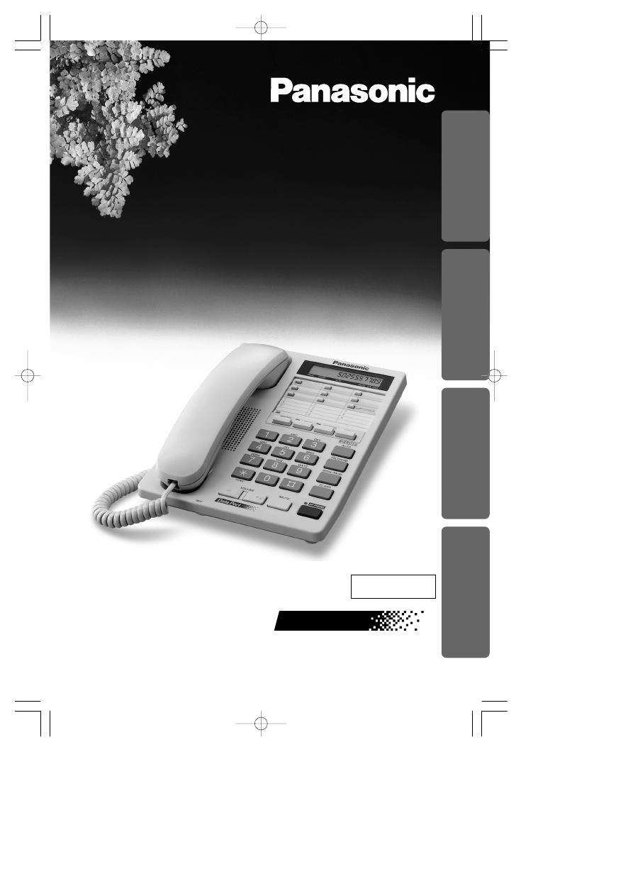 kx-ts27mx инструкция