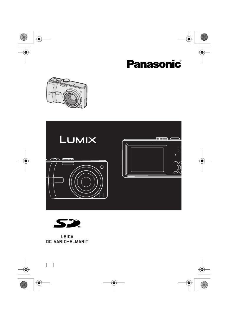 Dmc-tz1 фотоаппарату к lumix инструкция