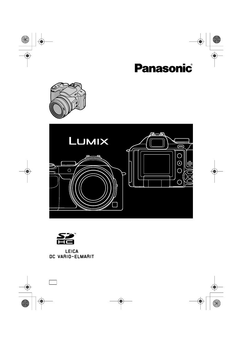 Инструкция фотоаппарат панасоник dmc fz50