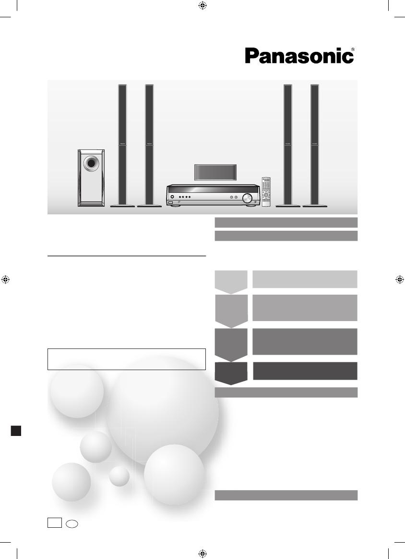 Инструкция по эксплуатации домашнего кинотеатра
