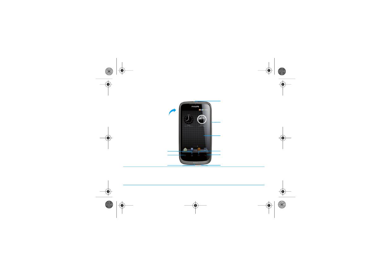 телефон филипс w632 инструкция