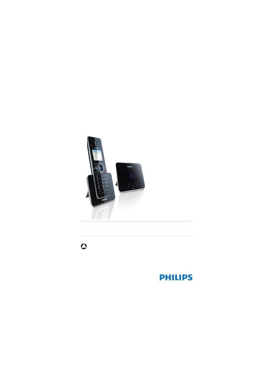 Инструкция для телефона philips 855