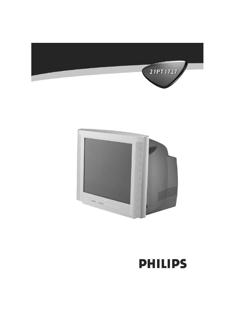 инструкция по эксплуатации тв philips 14pt1356/01