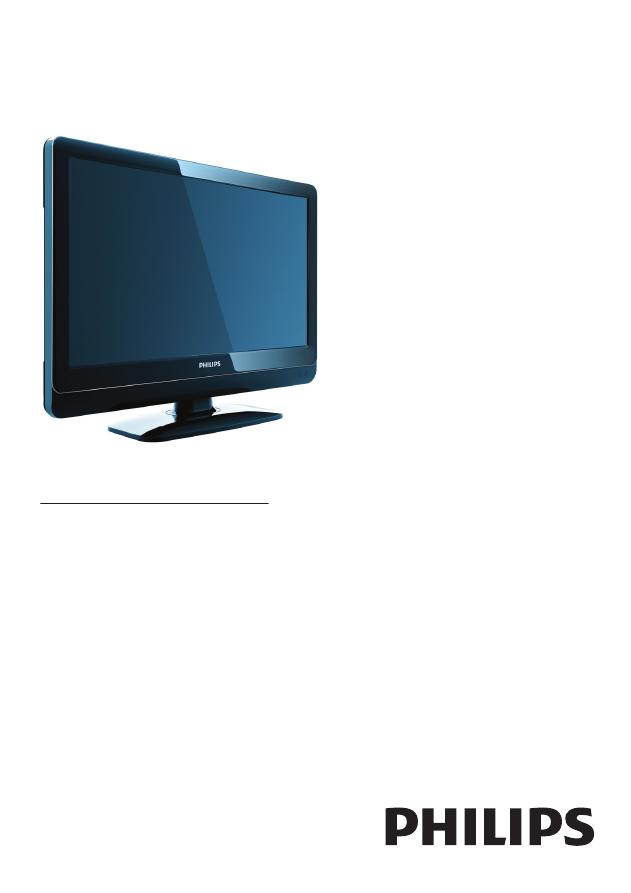 Телевизоры Филипс Инструкция 32 Pfl