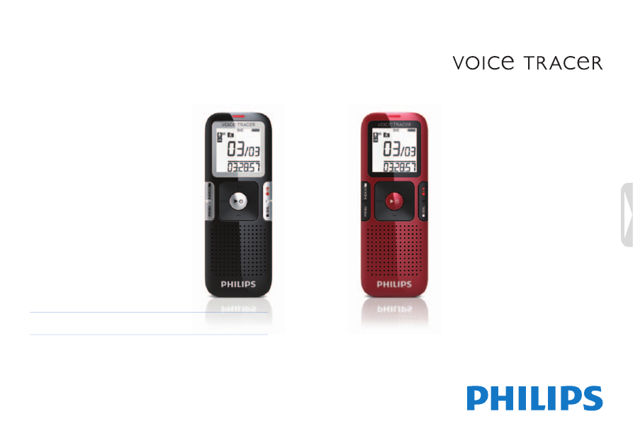 philips voice tracer dvt6010 manual