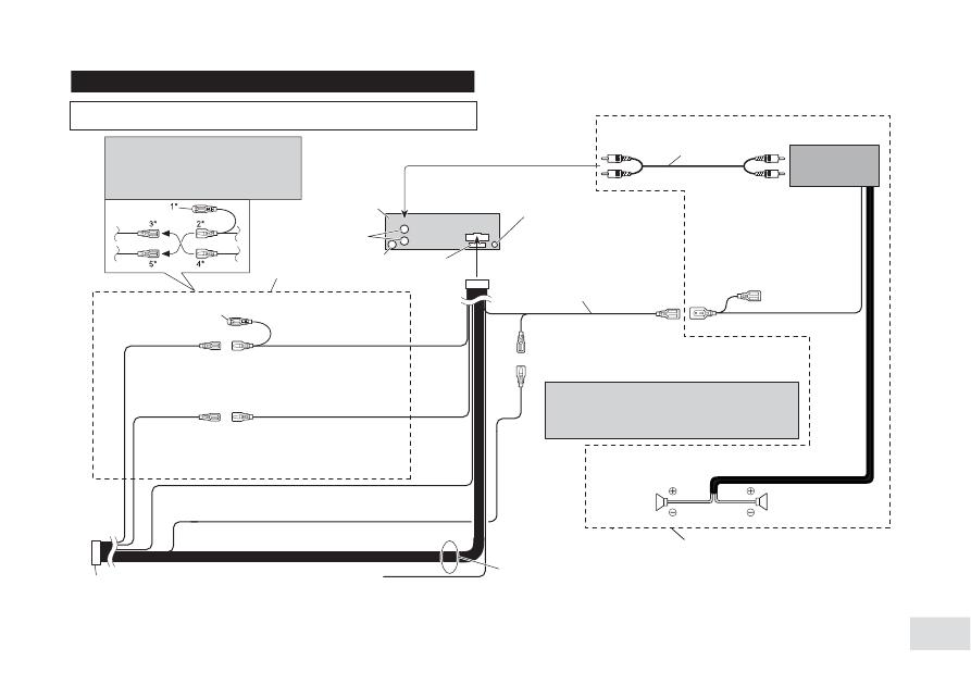 4. Схема проводных соединений