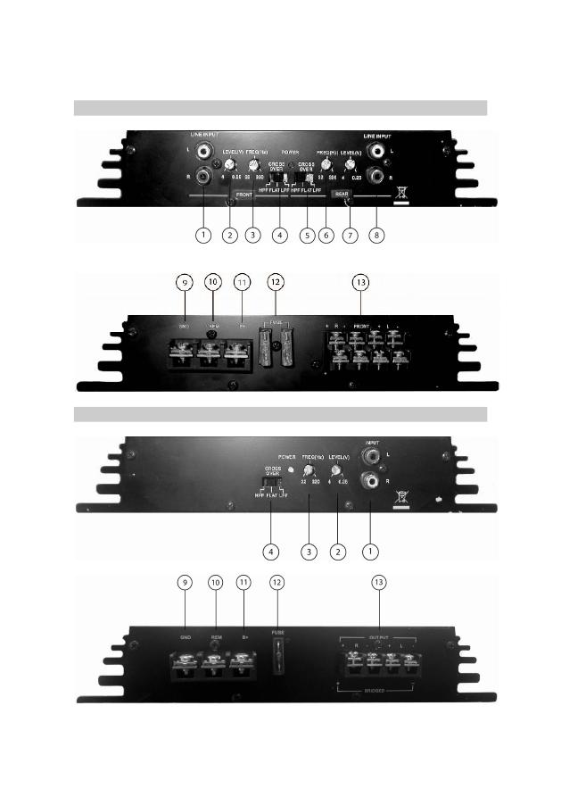 Prology kx 2000r схема