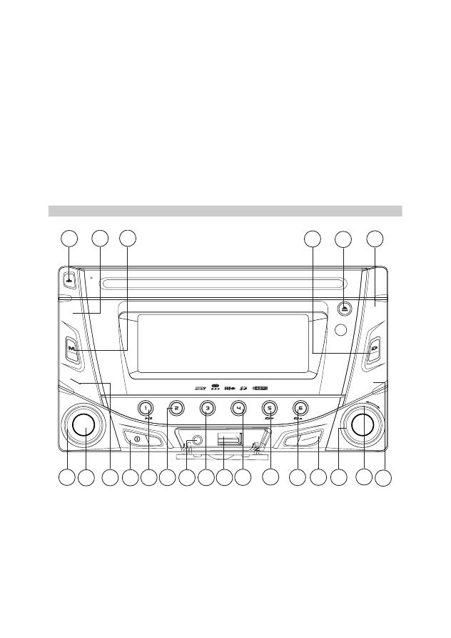 Prology High Power 45 W X4 инструкция - фото 3