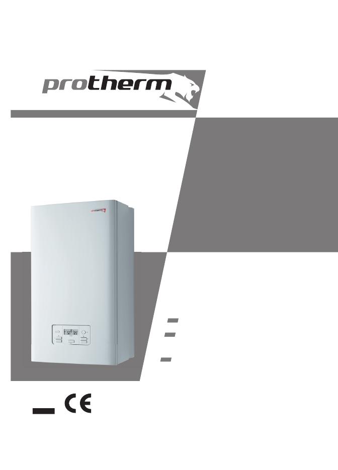 Protherm Panther 30 Ktv Инструкция - фото 8