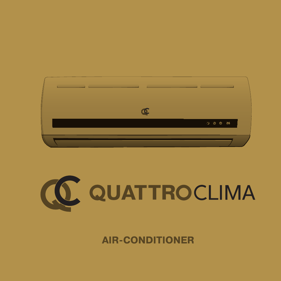 Quattroclima Qv F12wa инструкция - фото 3