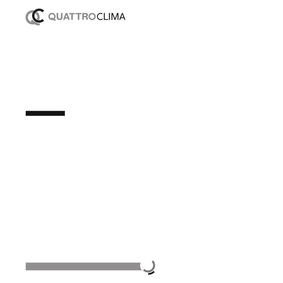 Quattroclima Qv F12wa инструкция img-1