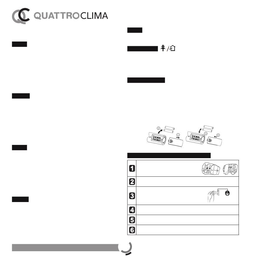 Инструкция К Пульту От Кондиционера Quattroclima - фото 9