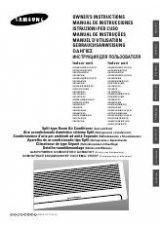кондиционер Samsung Sh24ta6d инструкция - фото 3