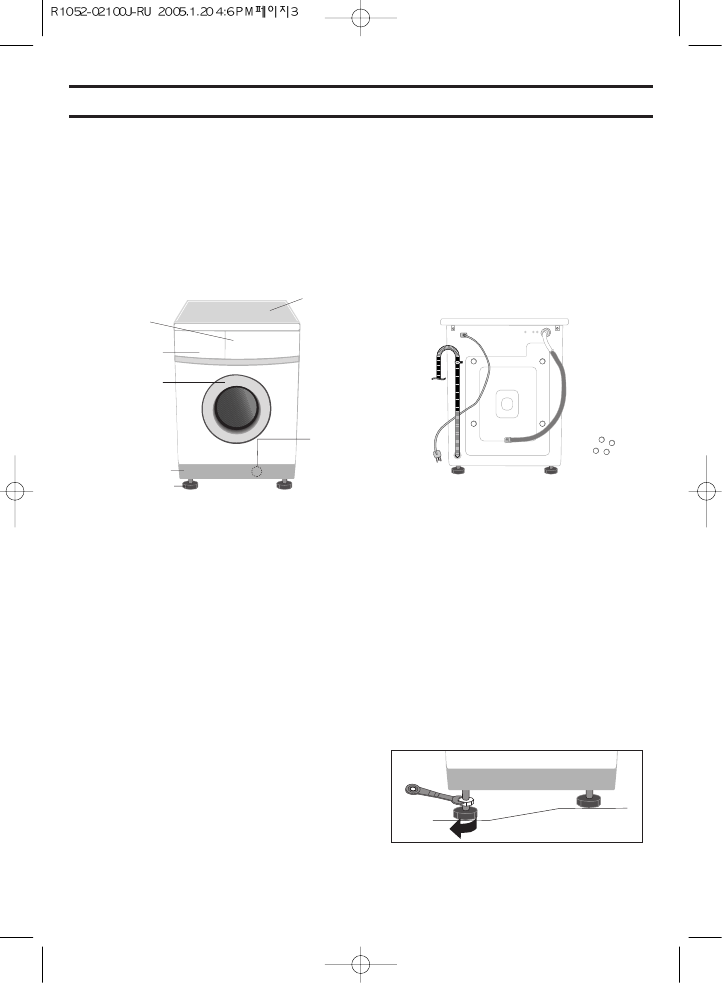 Samsung Fuzzy R852 Инструкция