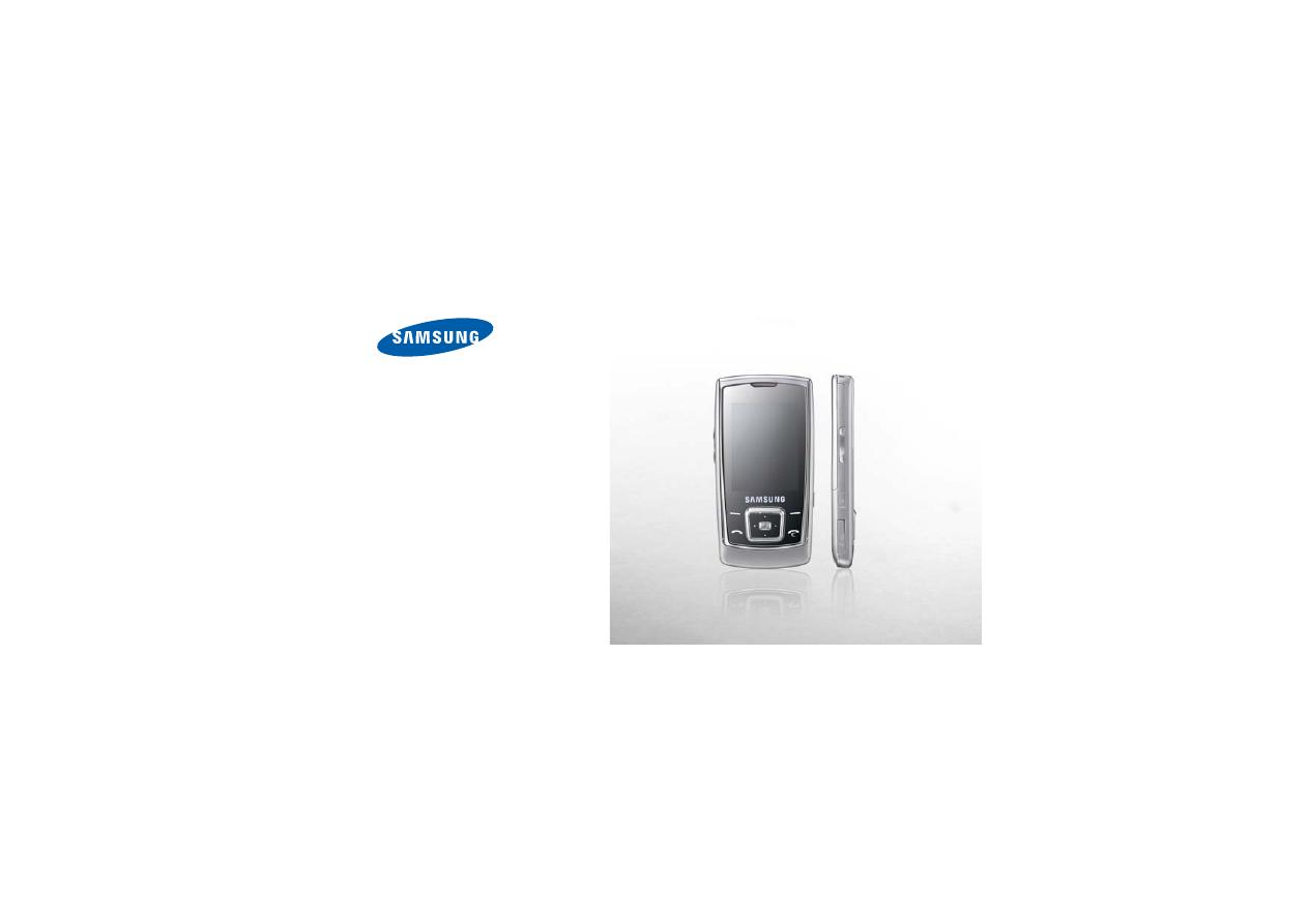 Samsung sgh e840 инструкция