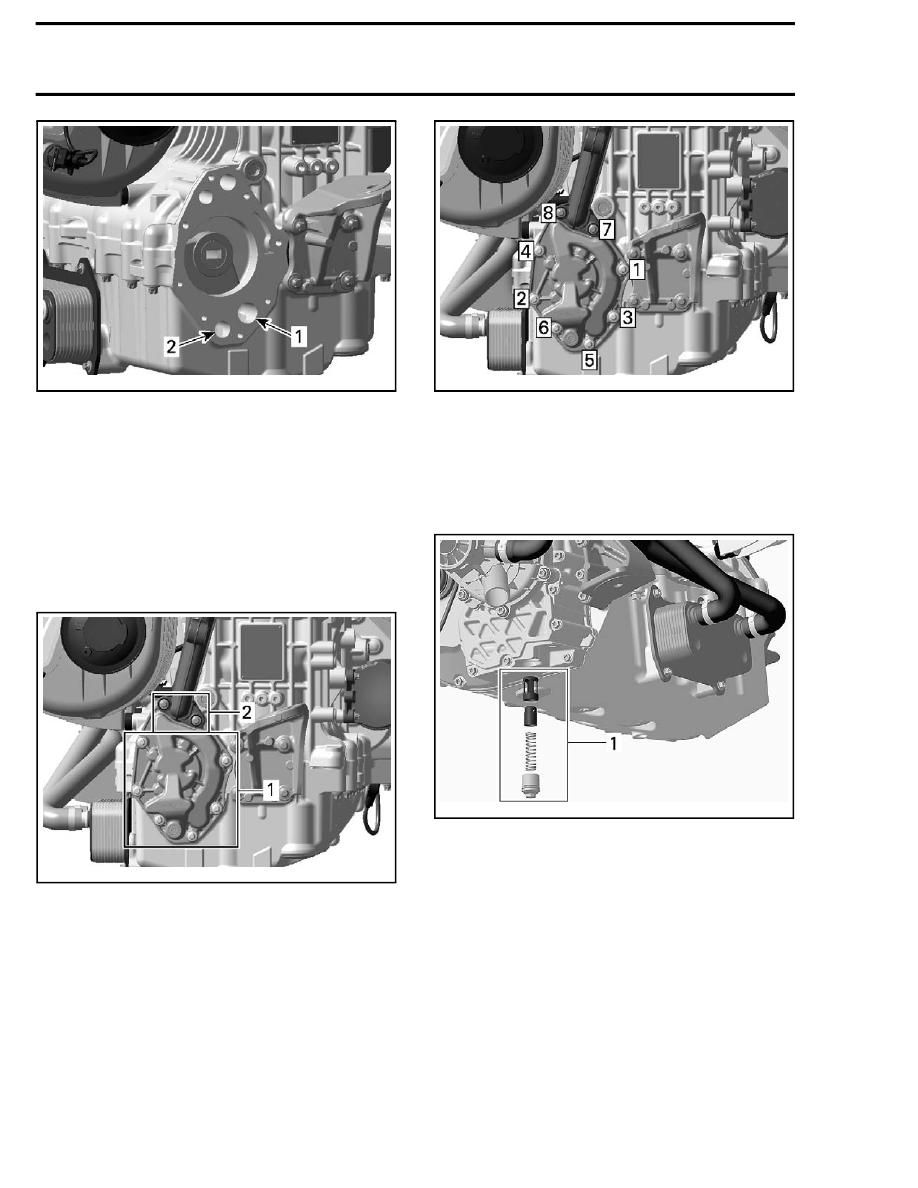 Страница 121/555] - Мануал: Гидроцикл SEA-DOO Sea-Doo RXT iS