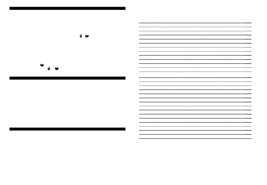 Инструкция сигнализации centurion tango