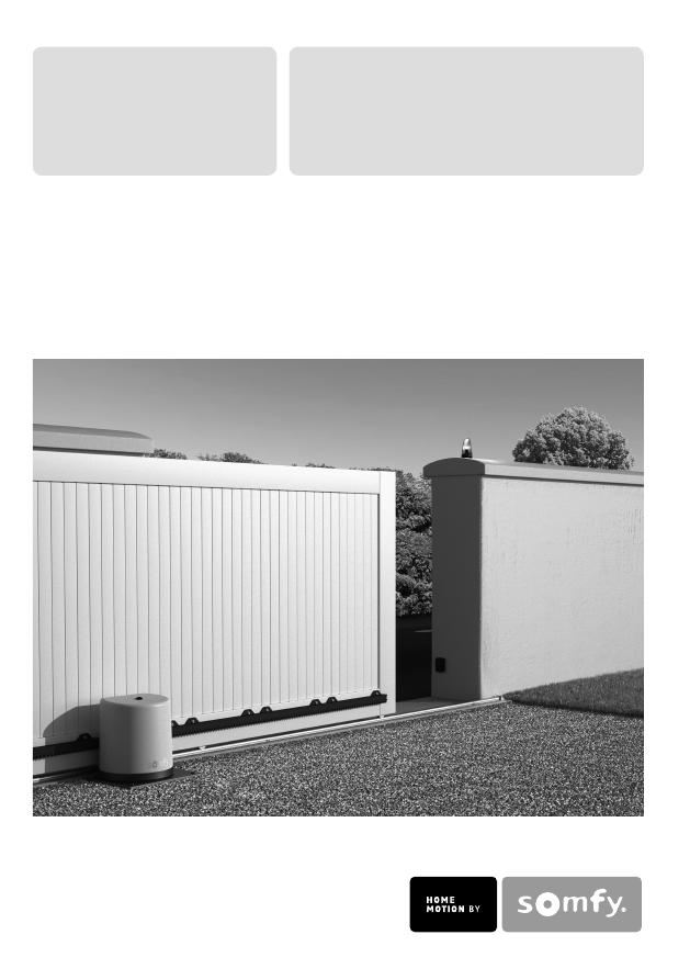somfy freevia 300. Black Bedroom Furniture Sets. Home Design Ideas
