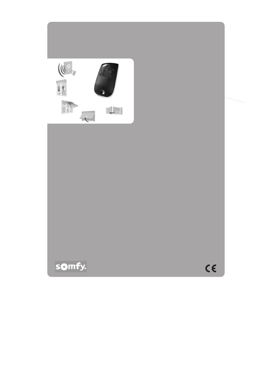 somfy gdk 4000. Black Bedroom Furniture Sets. Home Design Ideas