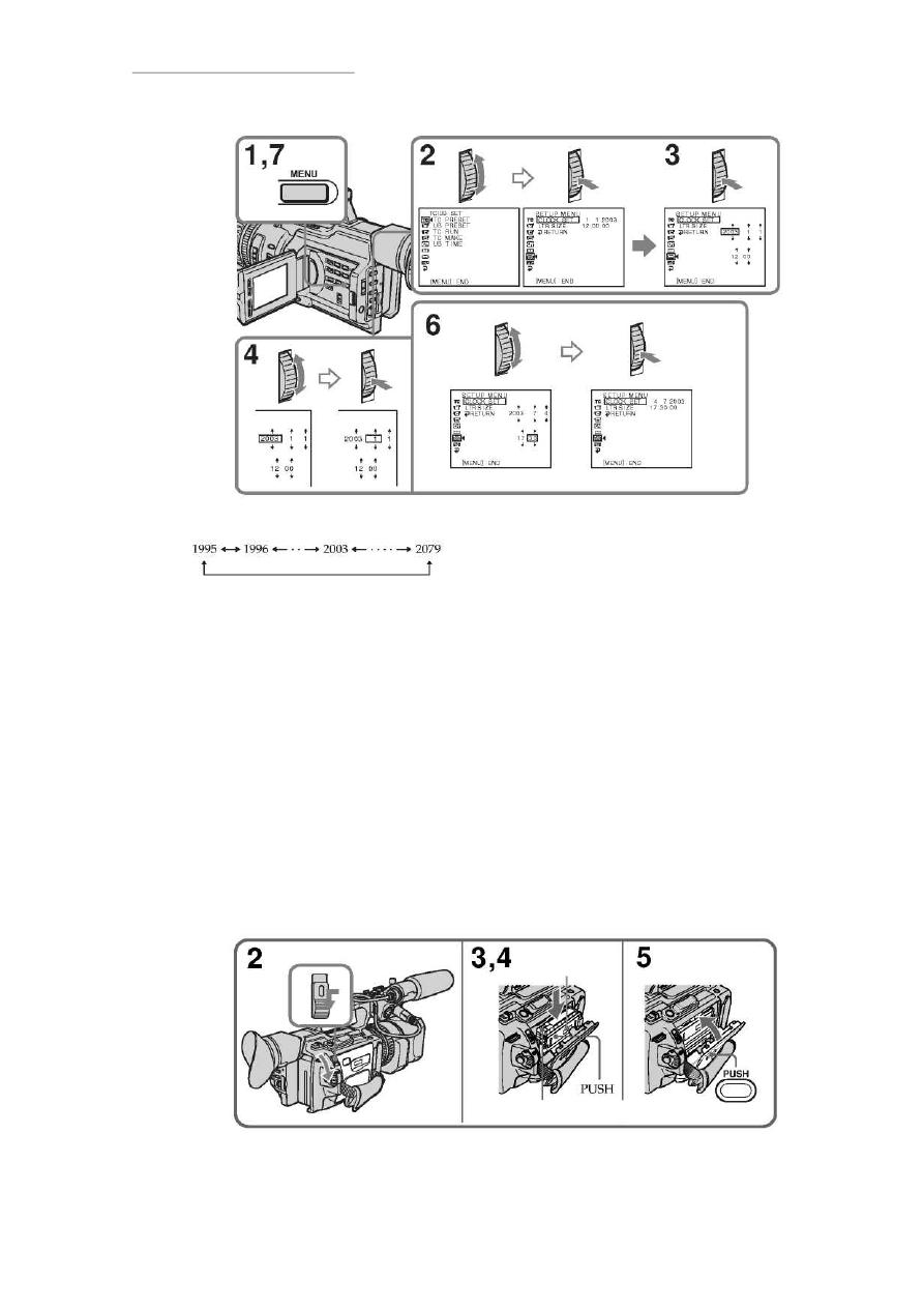 Инструкция для инструкция, руководство по эксплуатации видеокамеры.