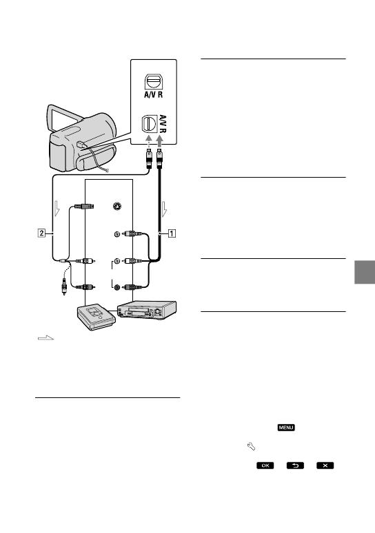Видеокамера Sony Hdr-cx110e Инструкция - фото 9