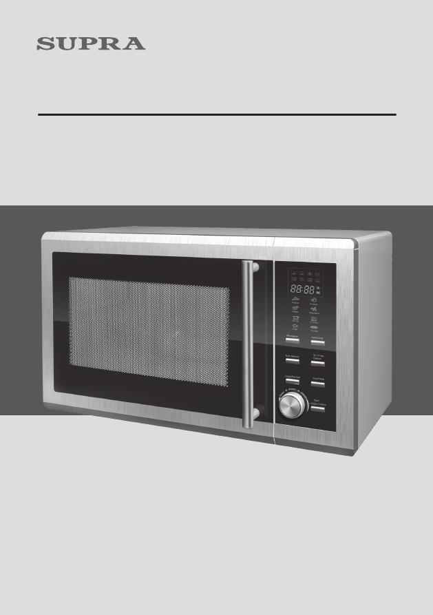 Инструкции микроволновых печей