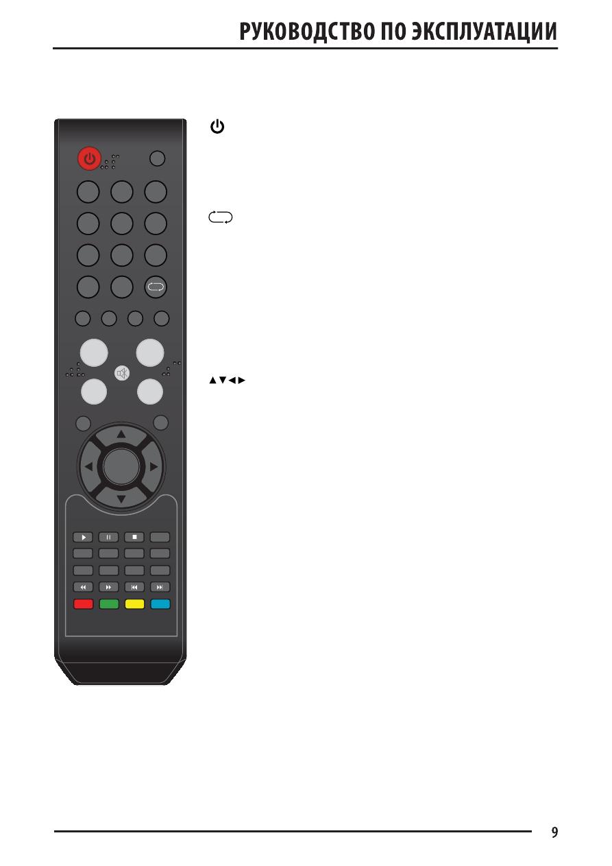 Инструкция телевизора supra