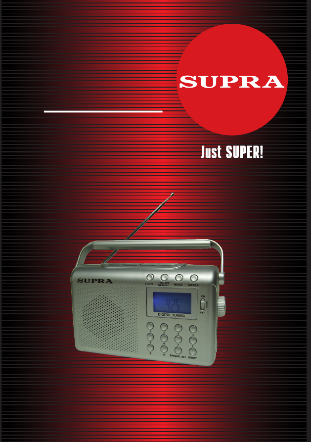 супра радиоприемник ст 116 инструкция - фото 11