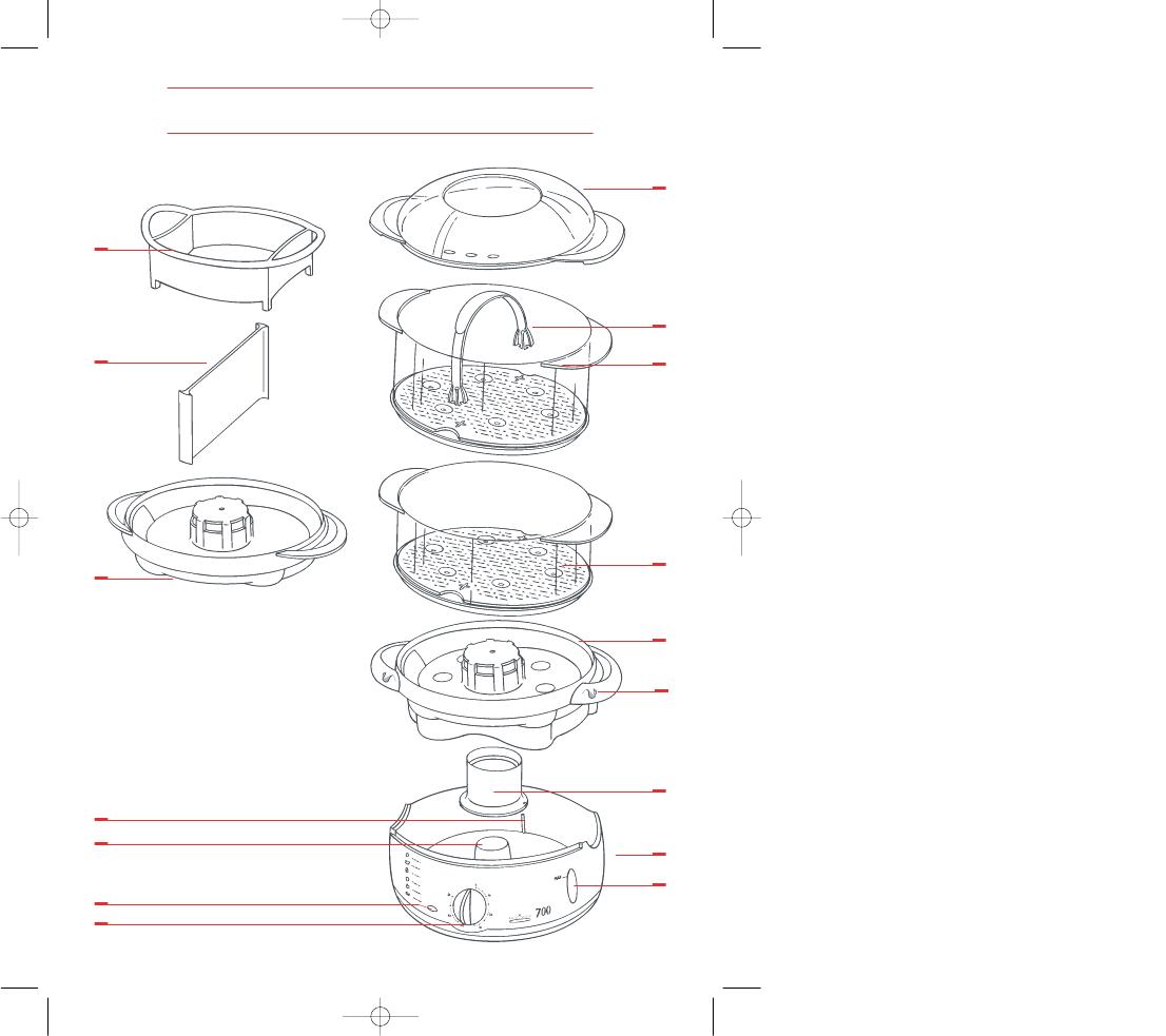 Пароварка tefal steam cuisine инструкция по эксплуатации