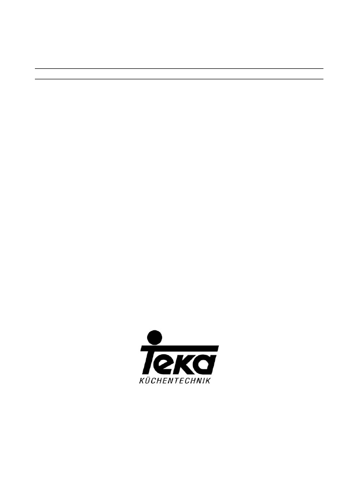 Stranica 8 8 Rukovodstvo Kuhonnaya Vytyazhka Teka Dv 80 Glass