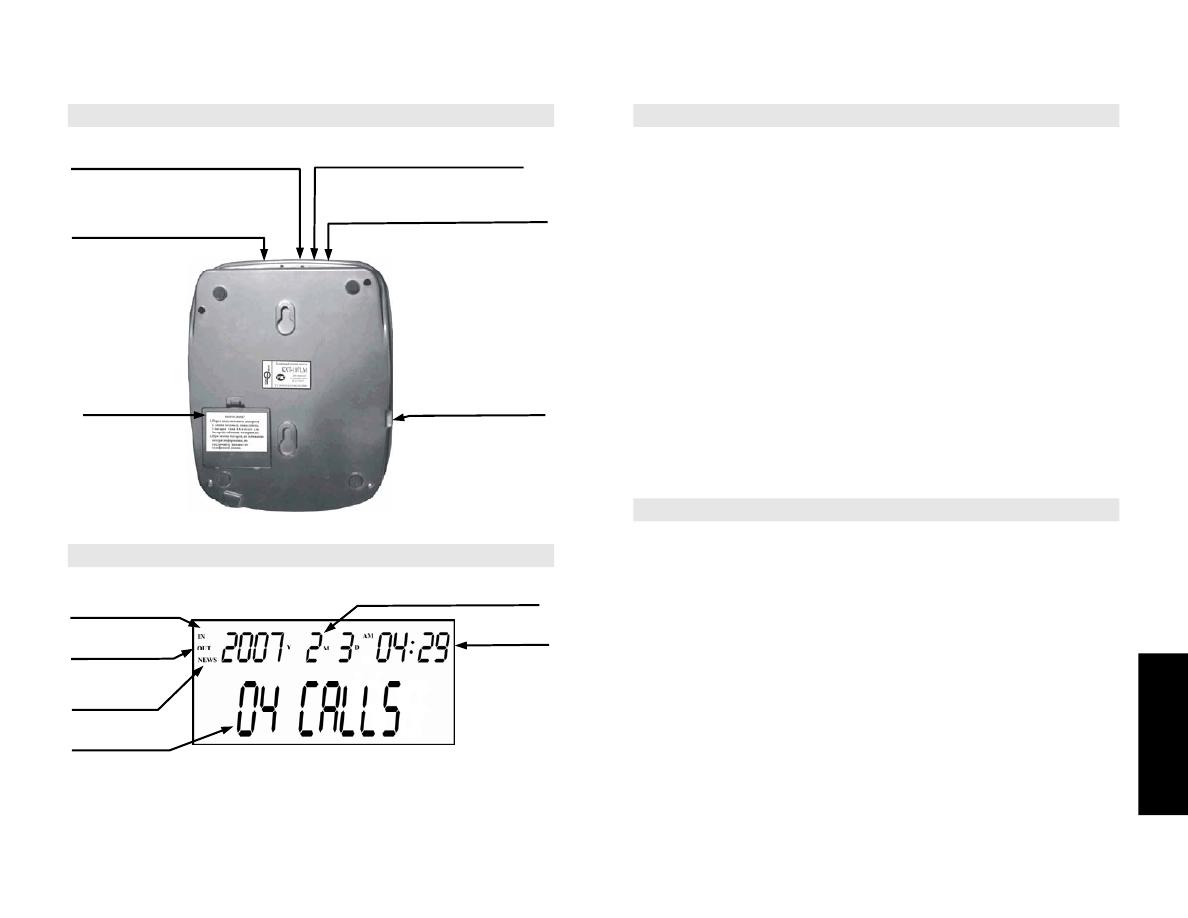 инструкция к телефонному аппарату кхт 107lm