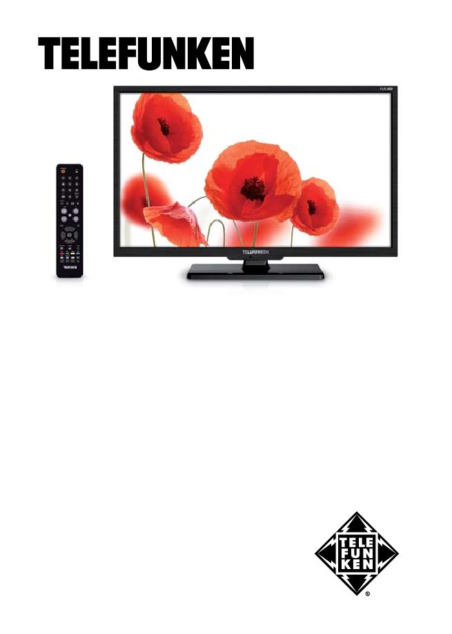 телефункен телевизор инструкция по применению