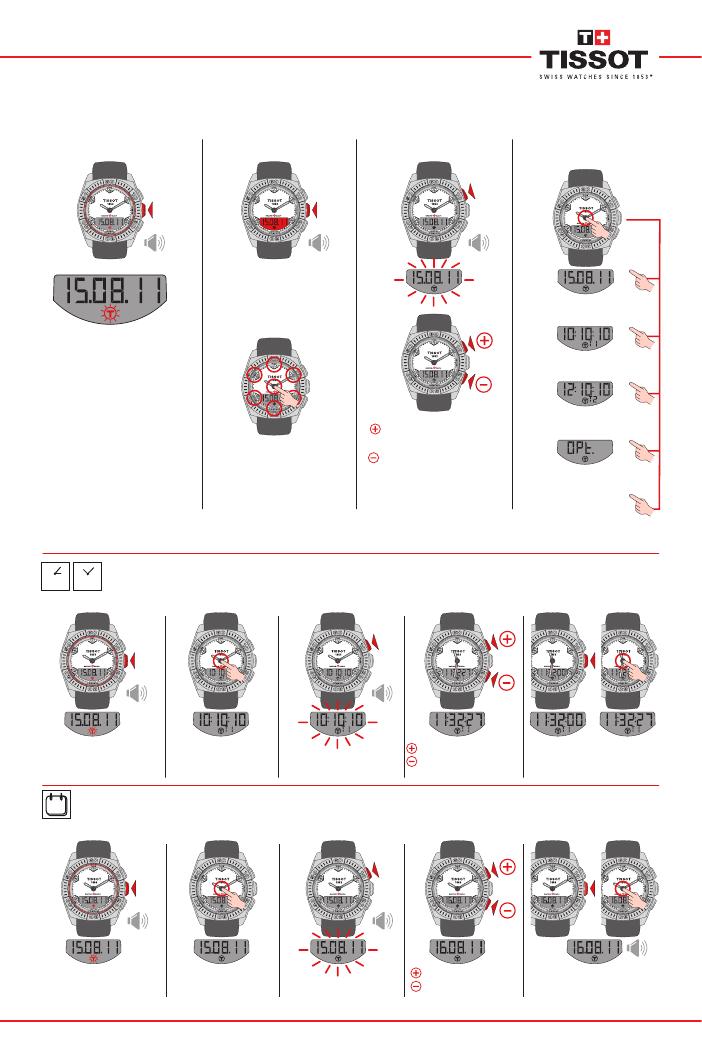 Инструкция Часов Тиссот