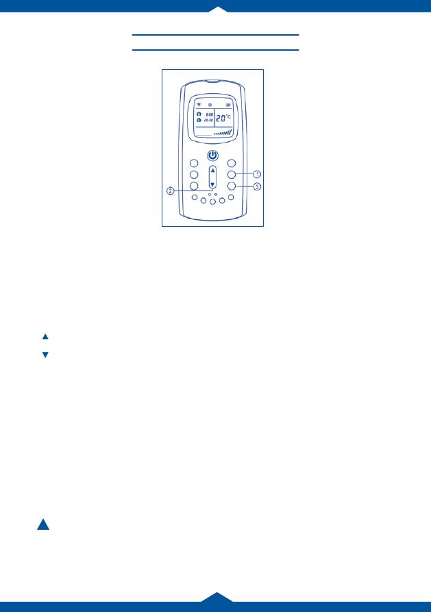 инструкция к пульту Venterra - фото 5