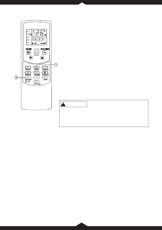 инструкция кондиционера Venterra пульт - фото 8