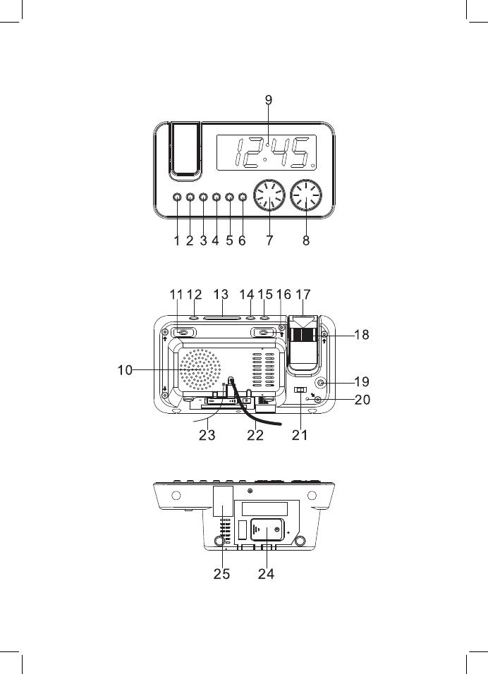 инструкция к радиочасам витек vt-3515